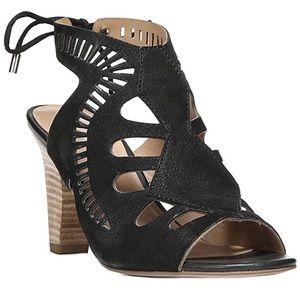 Franco Sarto Carolina Chunky Heel